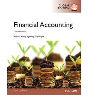 Financial Accounting, Global Edition, 3e