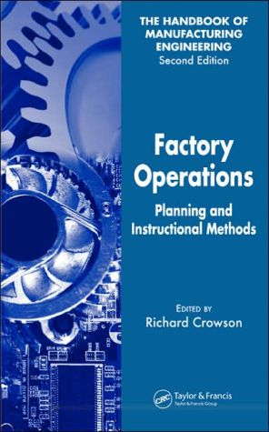Factory Operations Planning and Instructional Methods v 2 - ABC Books