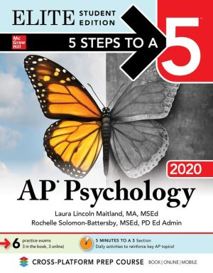 5 STEPS TO A 5: AP PSYCHOLOGY 2020 ELITE