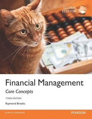 Financial Management: Core Concepts, Global Edition, 3e - ABC Books