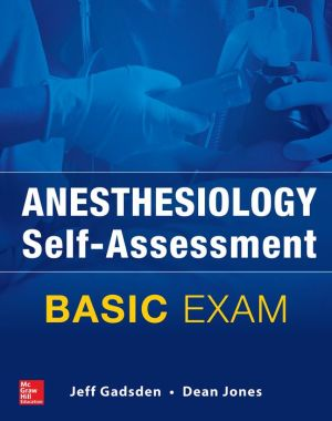 Anesthesiology Self-Assessment and Board Review: Basic Exam - ABC Books
