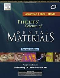 Phillips' Science of Dental Materials: 1st South Asia Edition