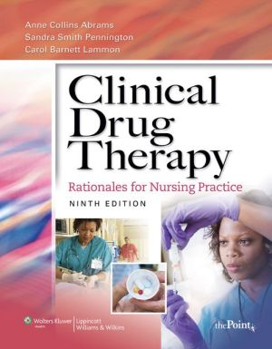 Clinical Drug Therapy, IE, 9e ** - ABC Books