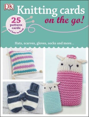 On The Go Knitting - ABC Books