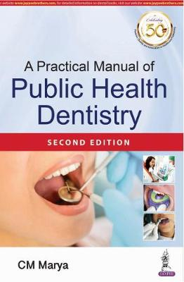 A Practical Manual of Public Health Dentistry, 2e