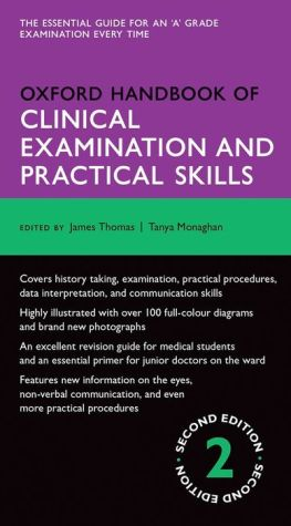 Oxford Handbook of Clinical Examination and Practical Skills, 2e - ABC Books