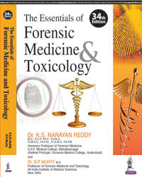 The Essentials of Forensic Medicine and Toxicology 34/e - ABC Books