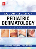 Weinberg's Color Atlas of Pediatric Dermatology, 5e - ABC Books