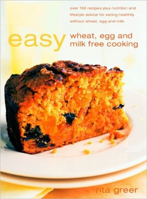 Easy Wheat Egg & Milk Free Cookbook - ABC Books