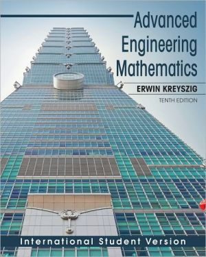 Advanced Engineering Mathematics, International Student Version, 10th Edition - ABC Books