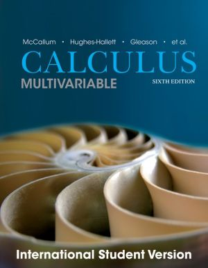 Calculus - Multivariable 6e International Syudent Version (WIE) - ABC Books