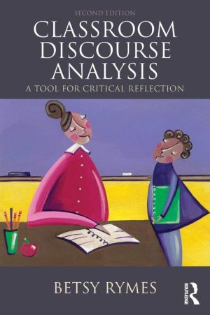 Classroom Discourse Analysis - ABC Books