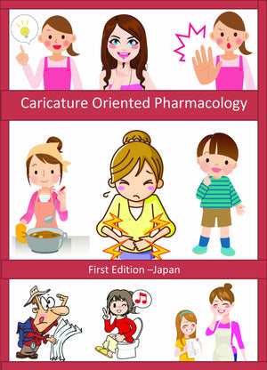 Caricature Oriented Pharmacology - ABC Books