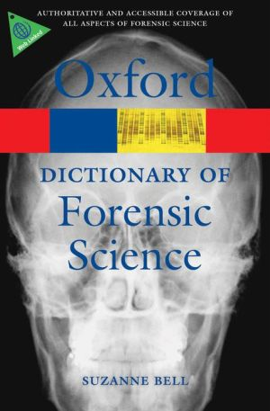 A Dictionary of Forensic Science - ABC Books