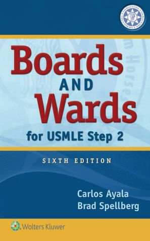 Boards & Wards for USMLE Step 2 - ABC Books