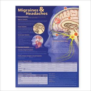 Migraines and Headaches Chart 2E - ABC Books