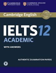 Cambridge IELTS 12 : Academic Student's Book with Answers with Audio, Authentic Examination Papers - ABC Books