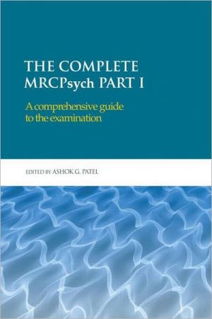 Complete MRCPsych Part I - ABC Books