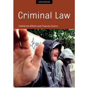 Criminal Law - ABC Books
