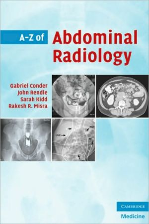 A-Z of Abdominal Radiology - ABC Books