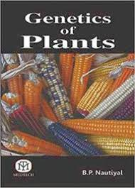 Genetics of Plants - ABC Books
