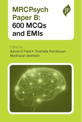 MRCPsych Paper B: 600 MCQs and EMIs - ABC Books