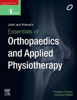 Essentials of Orthopedics and Applied Physiotherapy, 4e