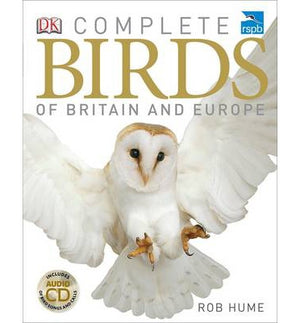 RSPB Complete Birds of Britain and Europe - ABC Books