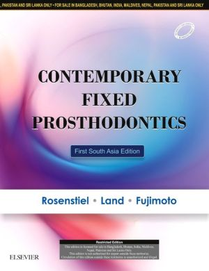 Contemporary Fixed Prosthodontics: First South Asia Edition - ABC Books