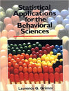 Statistical Applications for the Behavioral Sciences (WSE)