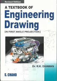 A Textbook of Engineering Drawing: Geometrical Drawing - ABC Books