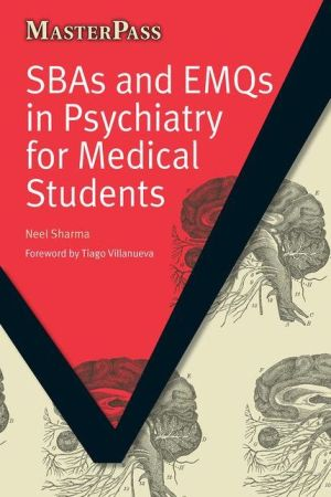 MasterPass: SBAs & EMQs in Psychiatry for Medical Students - ABC Books
