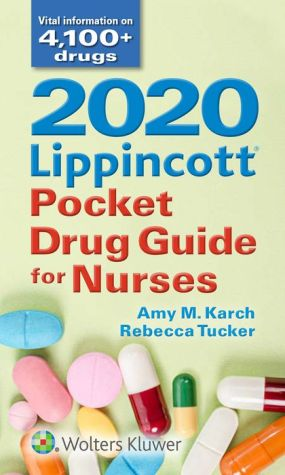 2020 Lippincott Pocket Drug Guide for Nurses 8e