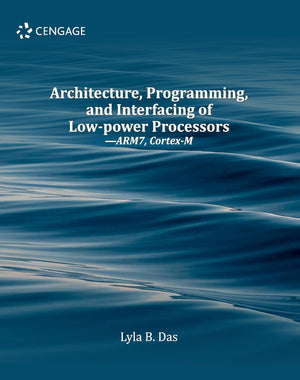 Architecture Programming, And Interfacing Of Low-Power Processors-Arm 7, Cortex-M