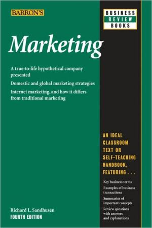 Barron's Business Review: Marketing 4E - ABC Books
