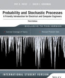 Probability & Stochastic Processes 3e International Student Version - ABC Books