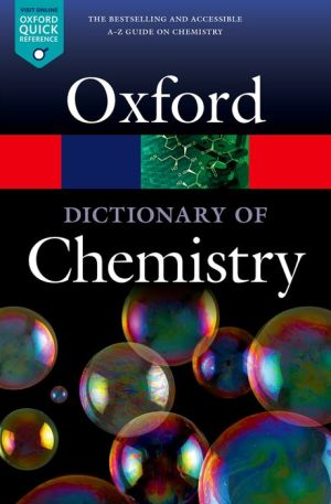 A Dictionary of Chemistry 7/e - ABC Books