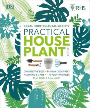 RHS Practical Houseplant Book