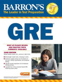Barron's GRE, with Bonus Online Tests, 22nd Edition - ABC Books