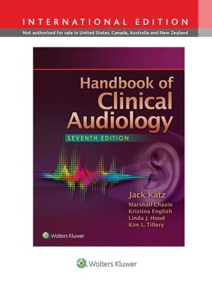 Handbook of Clinical Audiology 7e IE - ABC Books