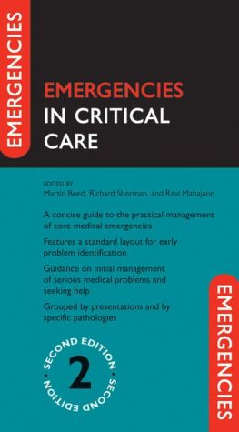 Emergencies in Critical Care, 2e - ABC Books