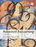 Advanced Accounting, Global Edition, 13e