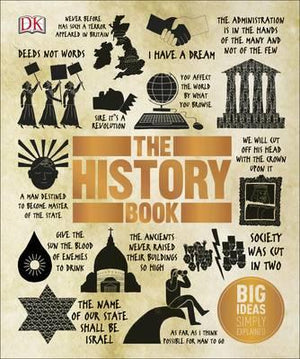 The History Book - ABC Books