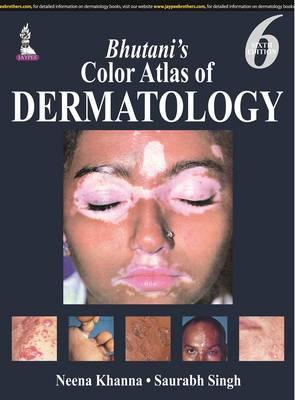 Bhutani's Color Atlas of Dermatology 6/e - ABC Books