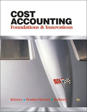 Cost Accounting: Foundations and Evolutions, 6e - ABC Books