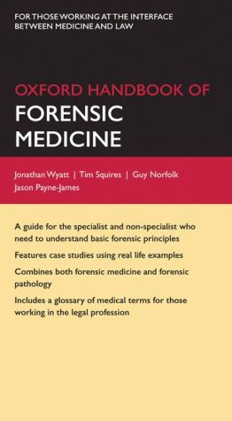 Oxford Handbook of Forensic Medicine - ABC Books