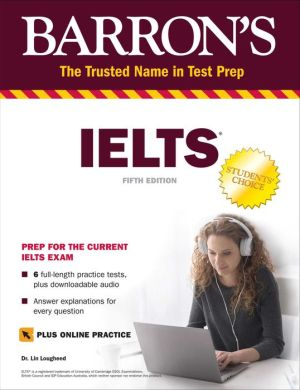 Barron's IELTS - With Downloadable Audio, 5e