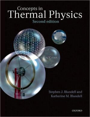 Concepts in Thermal Physics 2/e
