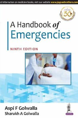 A Handbook of Emergencies,9e