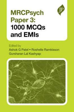 MRCPsych Papers 1 and 2: 600 EMIs - ABC Books